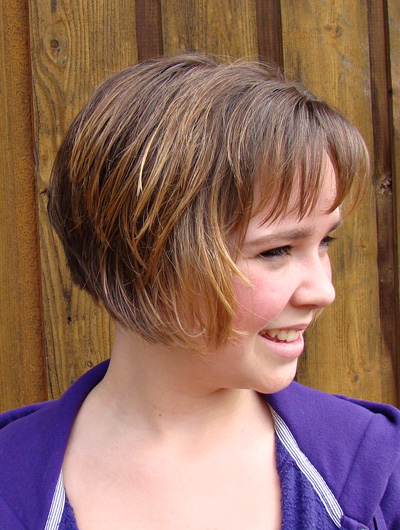 before after child s short inverted bob brent g hair studio